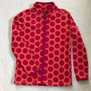OshKosh Girls Dots Fleece Sweater 7